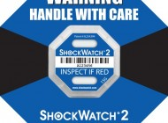 Shockwatch 2 label
